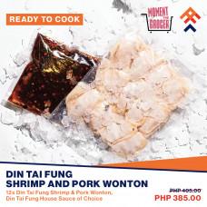Din Tai Fung Shrimp & Pork Wonton